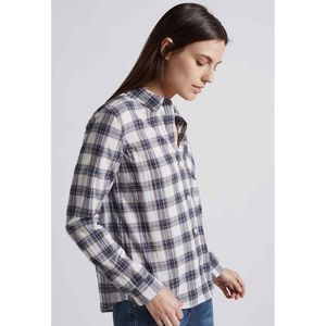 Current/Elliott | The Slim Plaid Boy Shirt